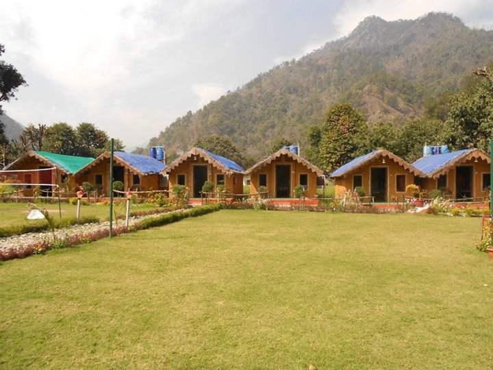 Luxury Camp In Rishikesh Hotels